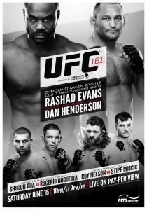 UFC 161: Evans vs. Henderson 2