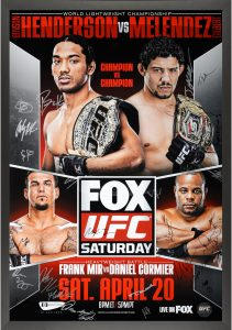UFC on Fox: Henderson vs. Melendez 2