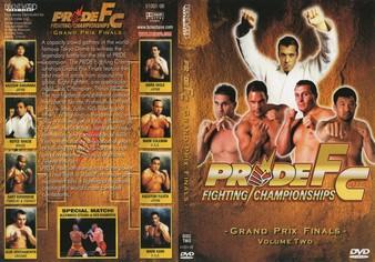 Pride Grand Prix 2000 Finals 1