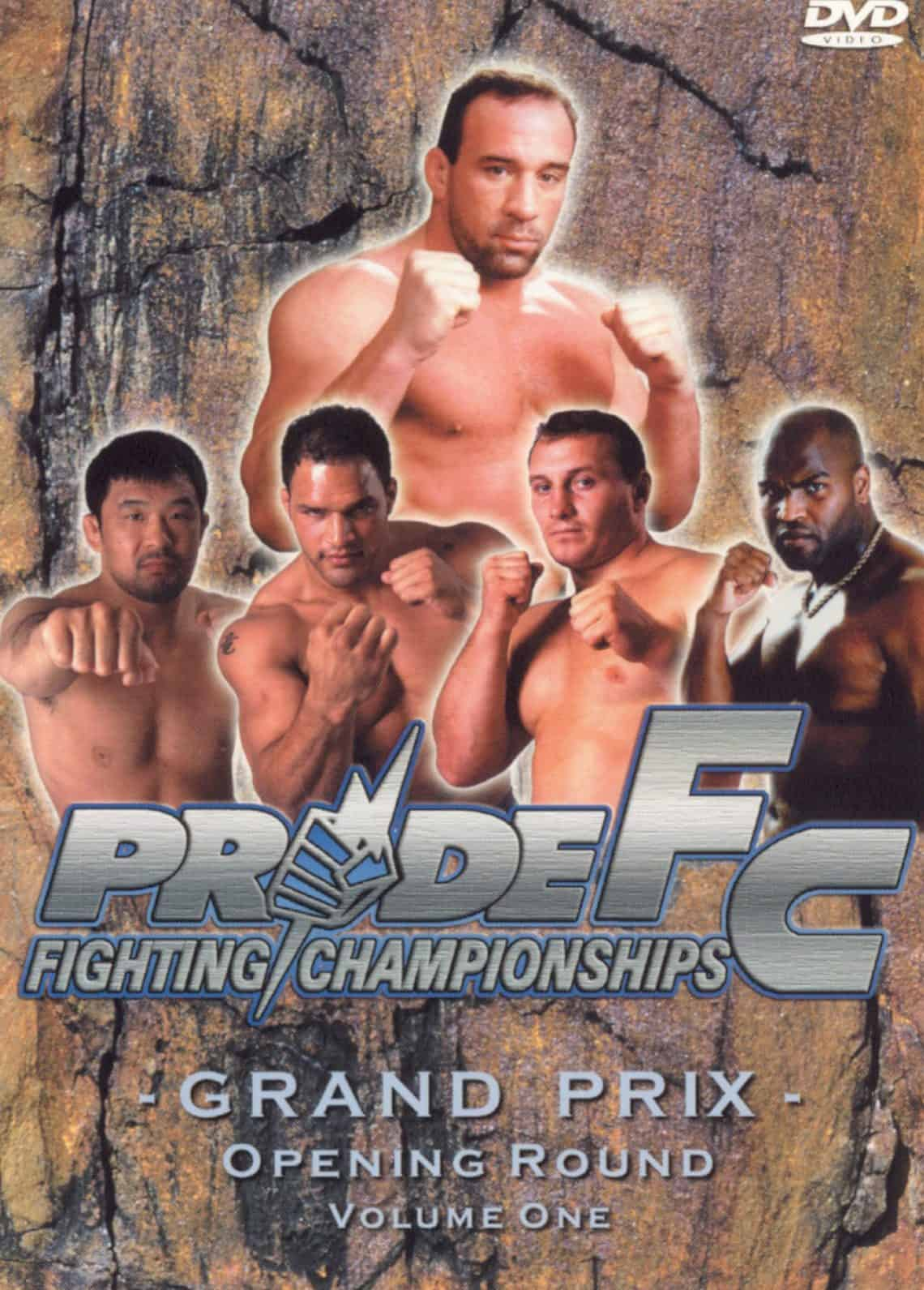 Pride FC: Grand Prix 2000 - Opening Round 1