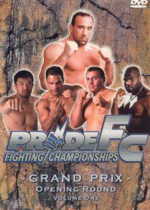 Pride FC: Grand Prix 2000 - Opening Round 2