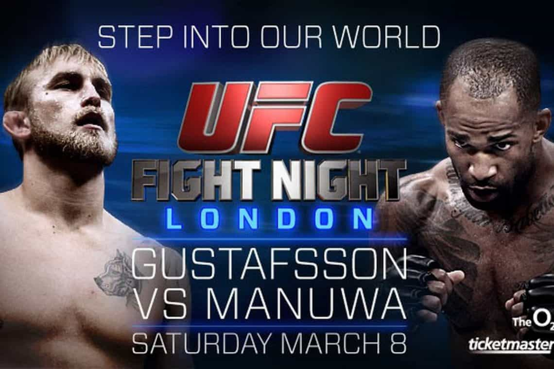 UFC Fight Night: Gustafsson vs. Manuwa 1