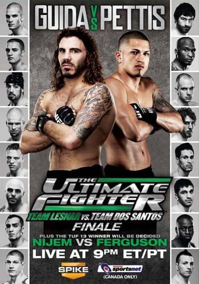 The Ultimate Fighter: Team Lesnar vs. Team dos Santos Finale 1