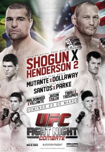 UFC Fight Night: Shogun vs. Henderson 2 2