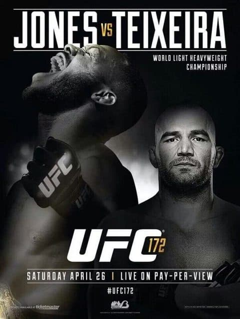 UFC 172: Jones vs. Teixeira 1