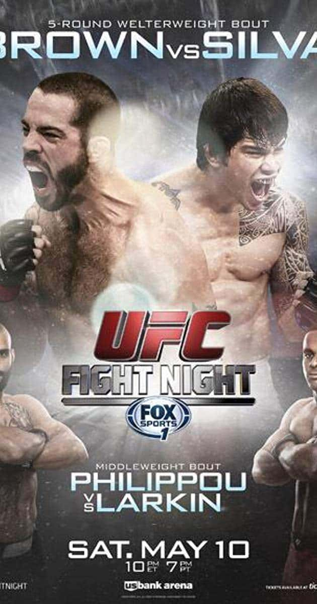 UFC Fight Night: Brown vs. Silva 1