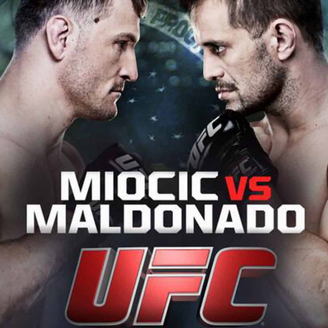 The Ultimate Fighter Brazil 3 Finale: Miocic vs. Maldonado 1
