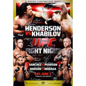 UFC Fight Night: Henderson vs. Khabilov 2