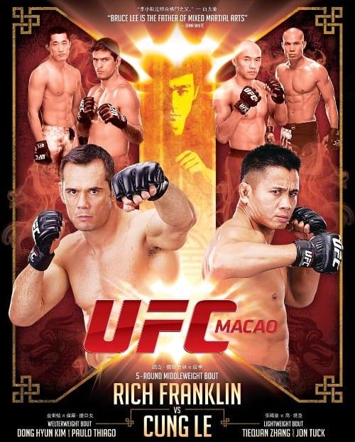 UFC on Fuel TV: Franklin vs. Le 1