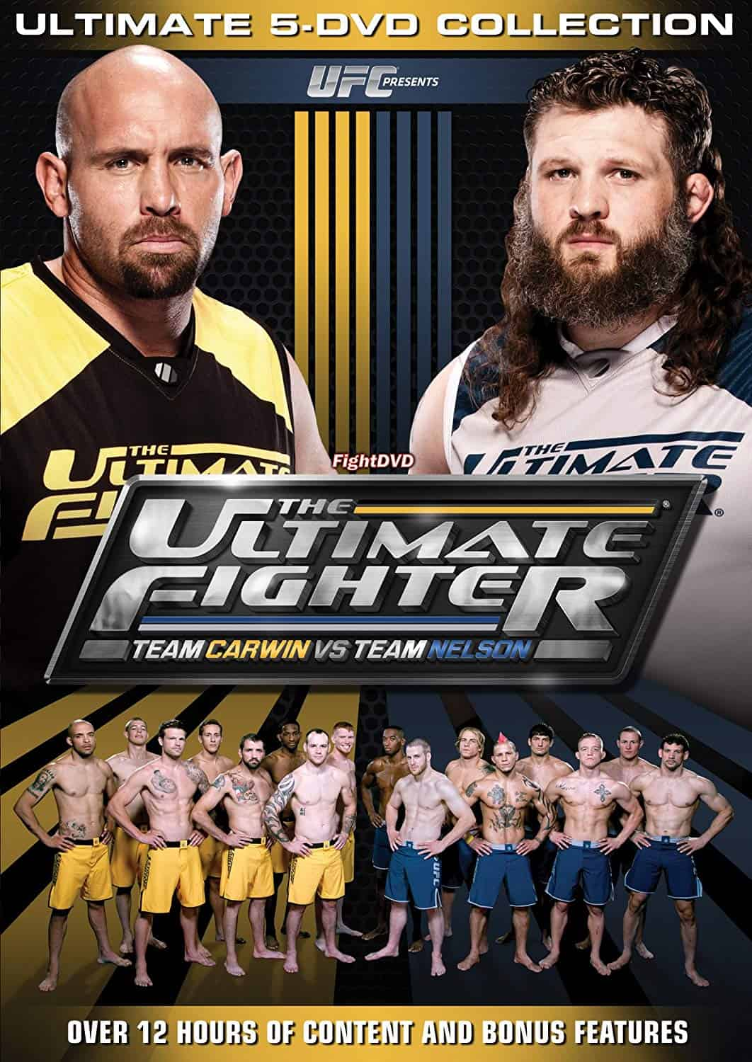 The Ultimate Fighter: Team Carwin vs. Team Nelson Finale 1