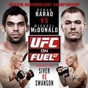 UFC on Fuel TV: Barão vs. McDonald 2