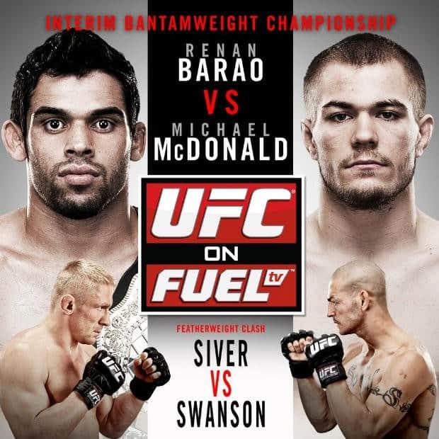 UFC on Fuel TV: Barão vs. McDonald 1
