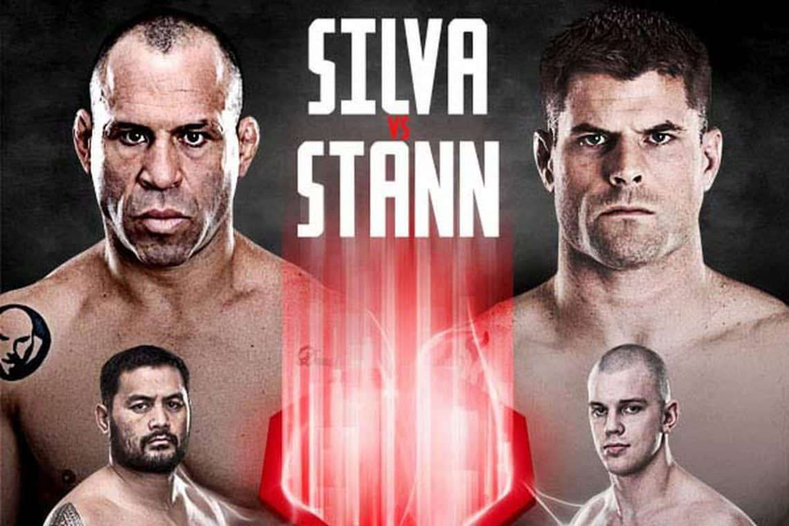 UFC on Fuel TV: Silva vs. Stann 1