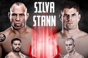 UFC on Fuel TV: Silva vs. Stann 2