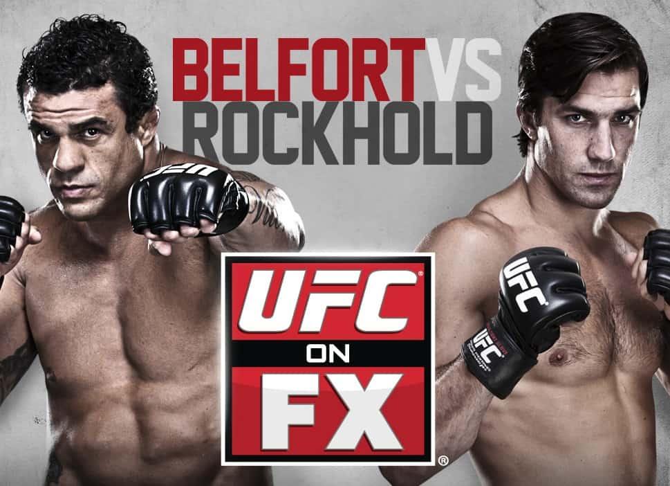 UFC on FX: Belfort vs. Rockhold 1