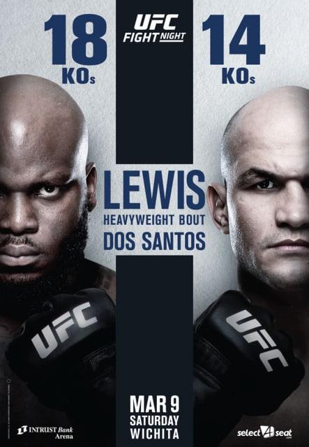 UFC Fight Night: Lewis vs. dos Santos 1