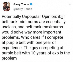 Garry Tonon contro la IBJJF: