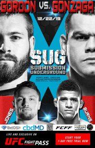 Submission Underground 10: questo weekend con Gordon Ryan, Gonzaga, Craig Jones e Burns 4