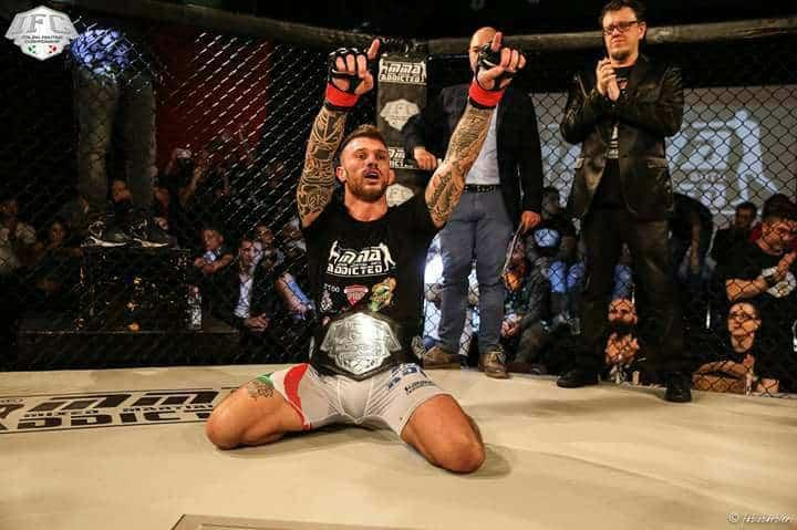 Italian Cage Fighting arriva su DAZN dal 2020 1