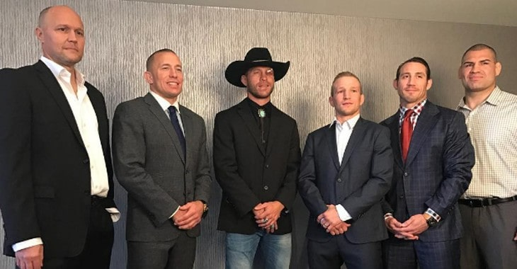 la Mixed Martial Arts Athletes Association è ufficialmente nata 5