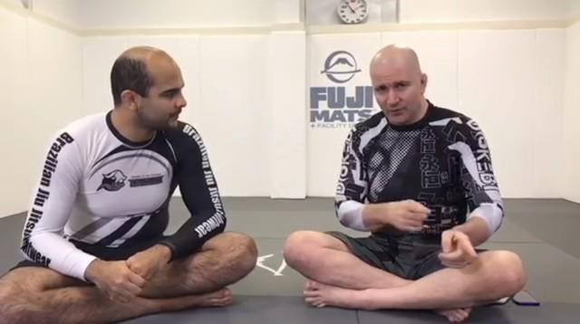 Studio: impara l'Armlock perfetta da John Danaher (Video) 1