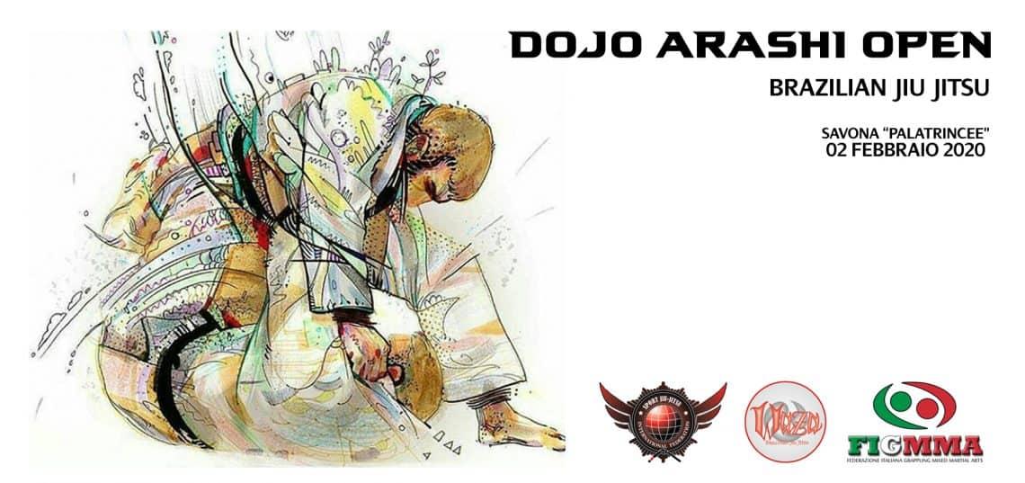 Dojo Arashi Open Bjj (SJJIF rules) 1