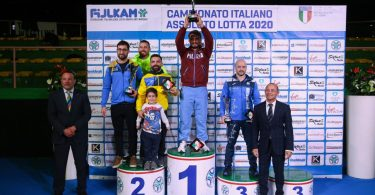 Risultati Campionati Italiani 2020 di Lotta al Pala Pellicone 7