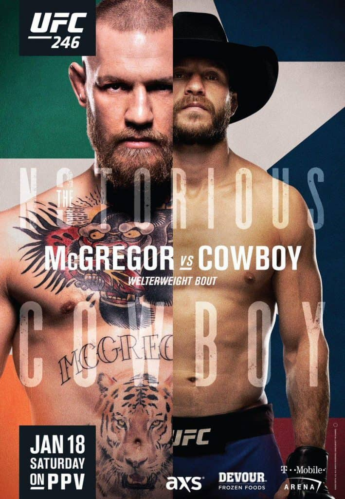 McGregor vs Cerrone: dove vederlo, a che ora... TUTTO quello che devi sapere 3