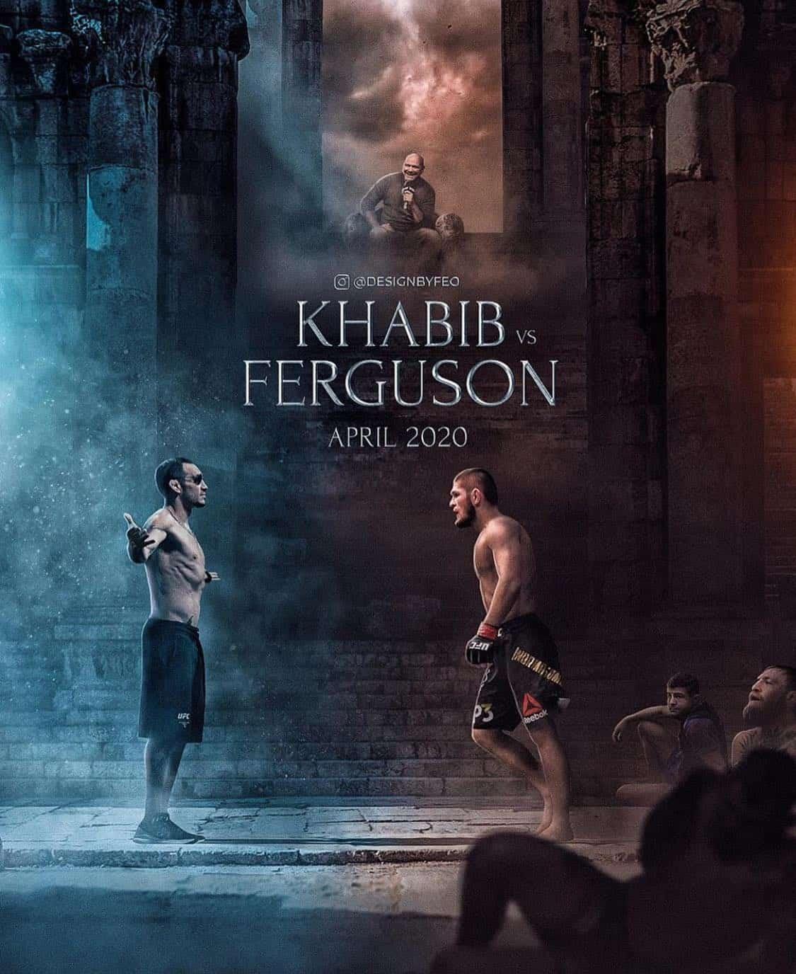 Prende forma la card di Aprile Khabib vs. Ferguson (UFC 249 a NY) 1
