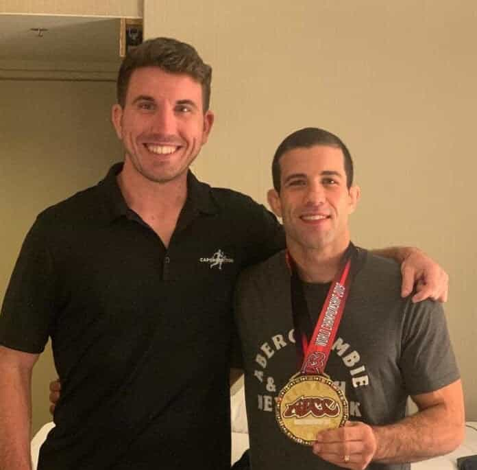 Intervista a Matteo Capodaglio, nutrizionista dei campioni di BJJ 1