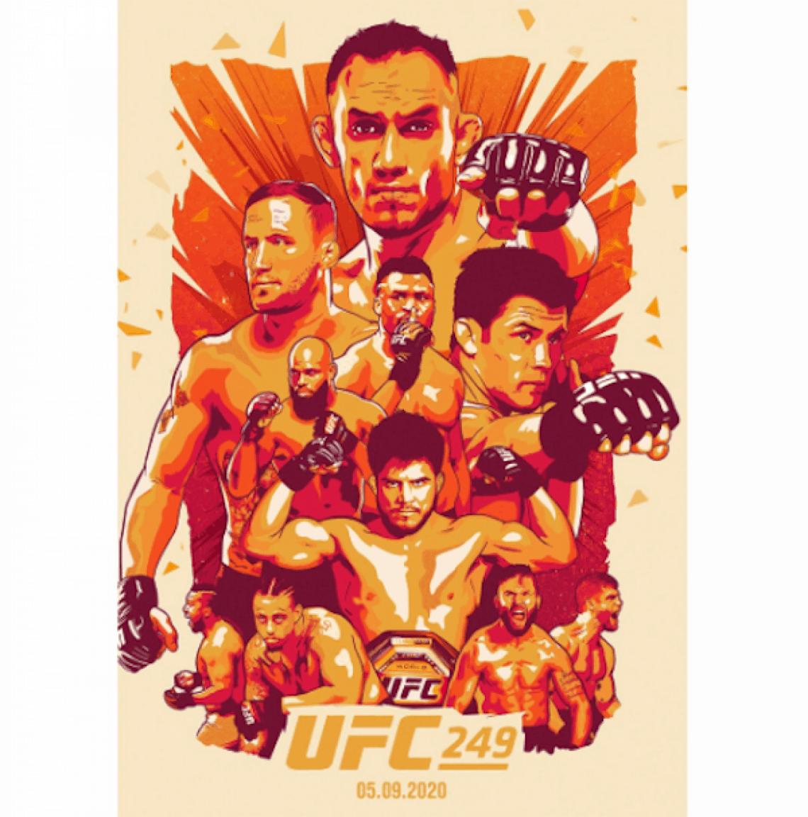 UFC 249: Gaethje vs. Ferguson 1