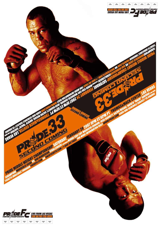 Tutti gli eventi PRIDE FC MMA 106