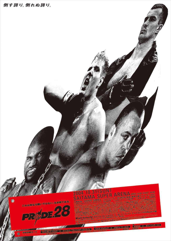 Tutti gli eventi PRIDE FC MMA 87