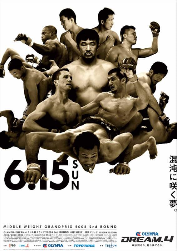Dream MMA: retrospettiva e poster 43