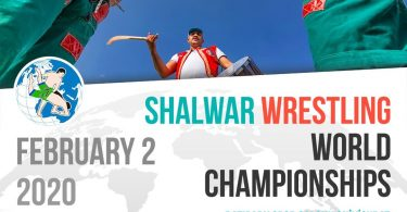 Shalwar wrestling world Championships 2020 12