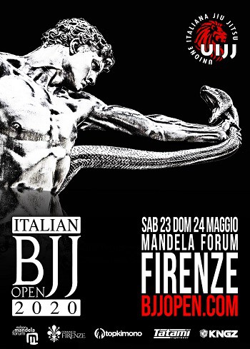 Italian BJJ Open 2020 Firenze ( GI, NO-GI, Junior) 1