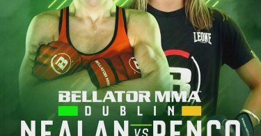 Bellator Dublino: Chiara Penco vs Danni Neilan - risultati weight in 2
