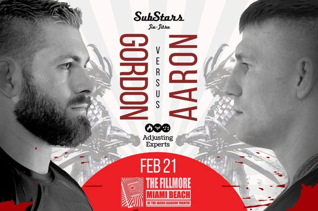 SubStars: Gordon Ryan vs Aaron Johnson 1