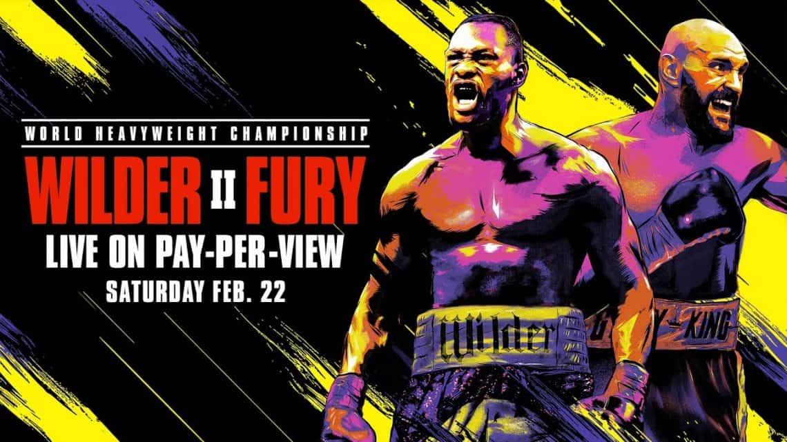 Pugilato: Deontay Wilder vs. Tyson Fury II 1