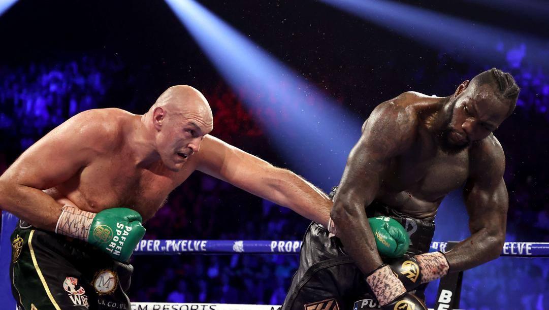 Pugilato: Deontay Wilder vs. Tyson Fury II 2