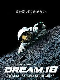 Dream MMA: retrospettiva e poster 57