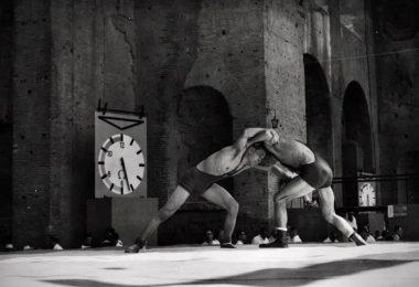 Olimpiadi Roma 1960: La lotta in uno scenario mozzafiato. 2