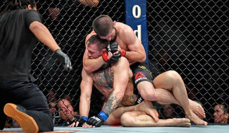VIDEO: tutte le NECK CRANKS nella storia della UFC 1