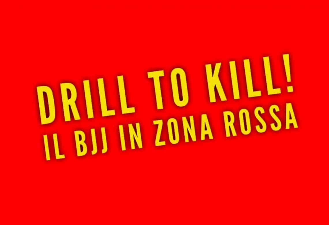 Video: i migliori Drills di BJJ da fare a casa in Zona Rossa! 1