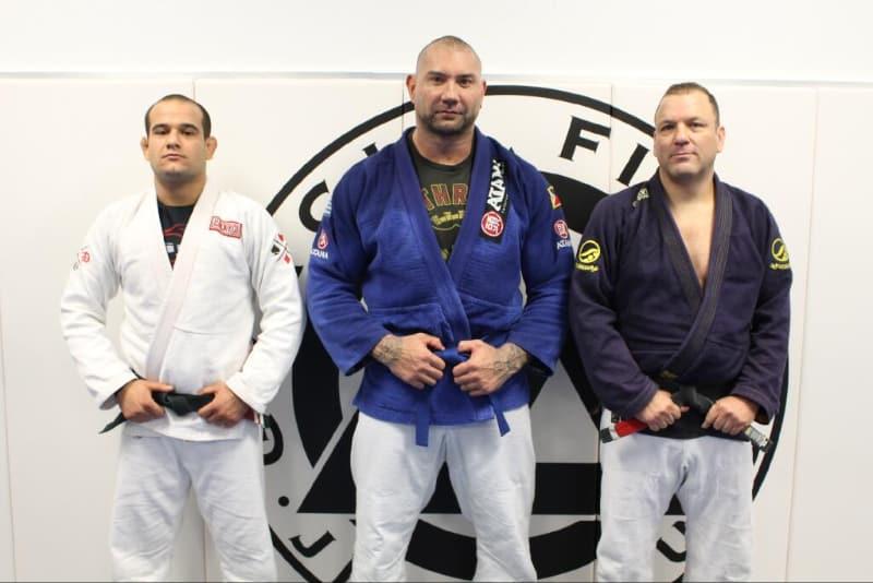 5 Superstars WWE che praticano Jiu Jitsu Brasiliano 1