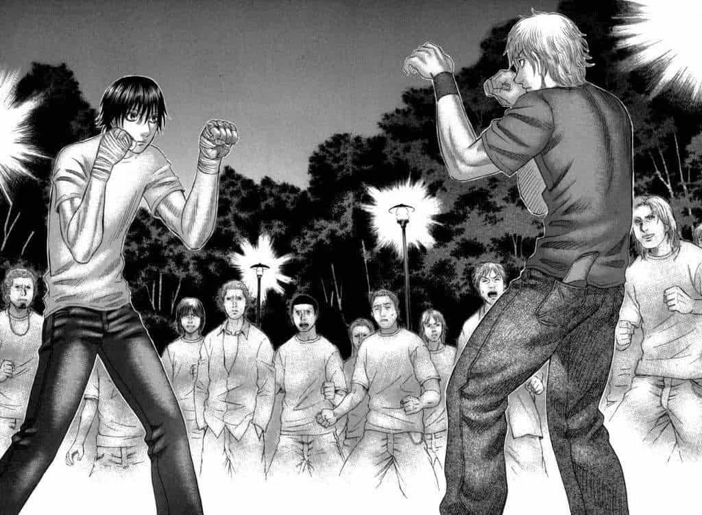 I 3 Manga più verosimili sulle arti marziali e sport da combattimento 7