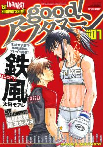 I 3 Manga più verosimili sulle arti marziali e sport da combattimento 8