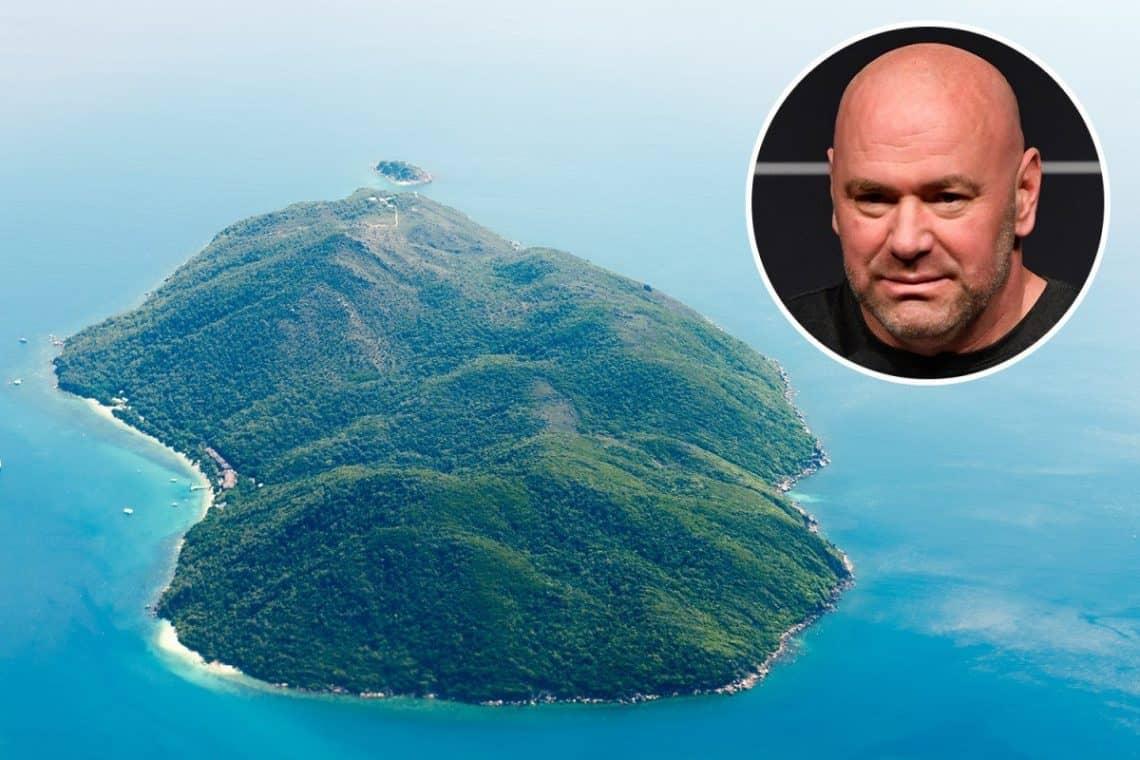 Fight Island & UFC Fight Island sono marchi protetti 1