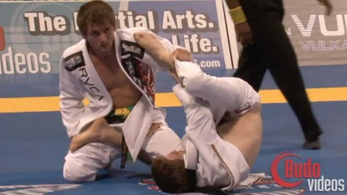 Video: Rafa Mendes vs Ryan Hall al Mundial 2010 (Match Completo) 1