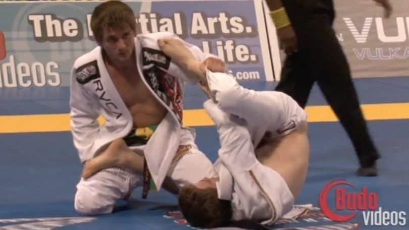 Video: Rafa Mendes vs Ryan Hall al Mundial 2010 (Match Completo) 10